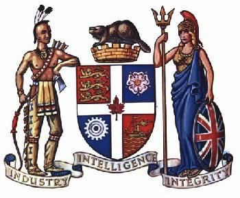 Thinking Out Loud Diversity And The Toronto Coat Of Arms