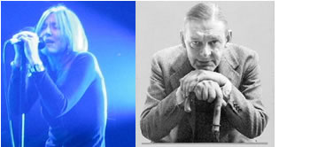 Beth Gibbons of Portishead and T.S. Eliot