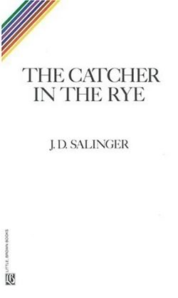 """70's"" cover of ""The Catcher in the Rye"""