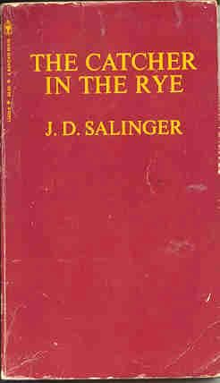 """Classic"" cover of ""The Catcher in the Rye"""