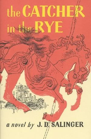 """Horse"" cover of ""The Catcher in the Rye"""
