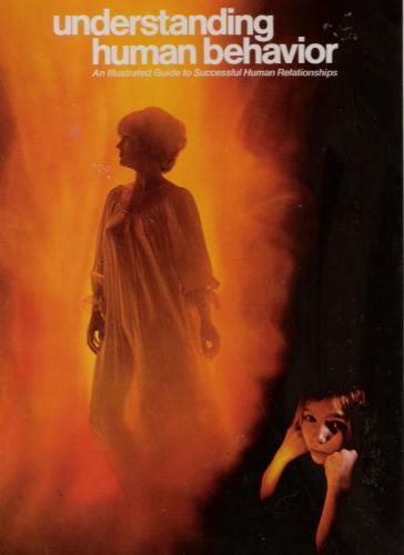 """Cover of """"Understanding Human Behavior"""" (1974)"""