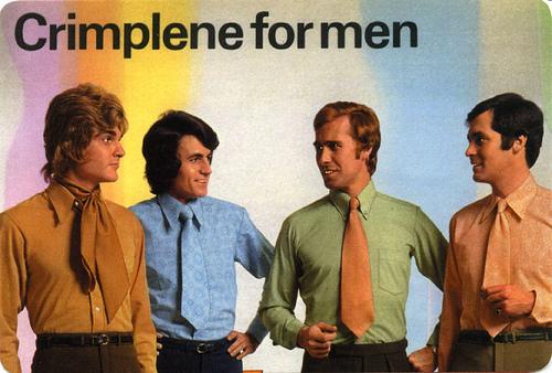 """""""Crimplene - For Men"""""""