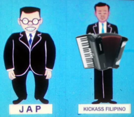 """""""Jap"""" vs. Kickass Filipino"""