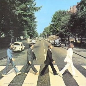 "Cover for the Beatles' ""Abbey Road"""