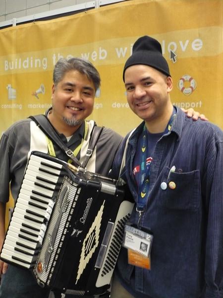 Joey deVilla and Tony Pierce