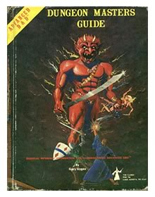 Original Dungeon Master's Guide