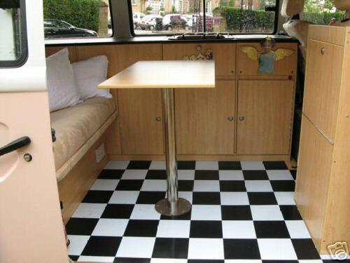 Pete Townshend's camper van
