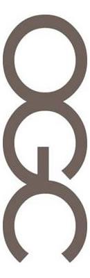 OGC logo, rotated 90 degrees clockwise