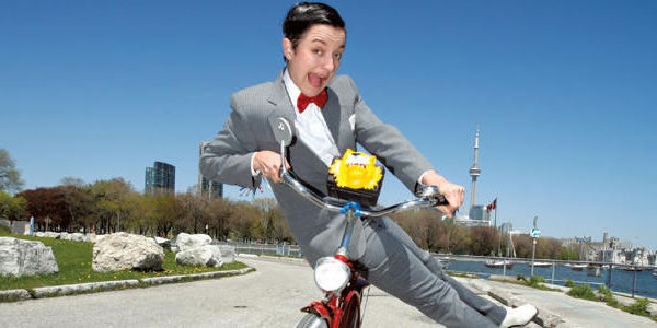 Lex Vaughan as Pee-Wee Herman