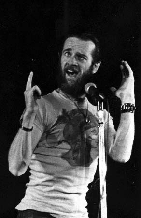a biography and life work of george carlin an american comedian George carlin was a comedian and social satirist most noted for his views on   provides detailed information about his childhood, life, achievements, works &  timeline  he joined the us air force in 1954 at the age of 17.
