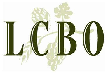 Logo for LCBO (Liquor Control Board of Ontario) stores