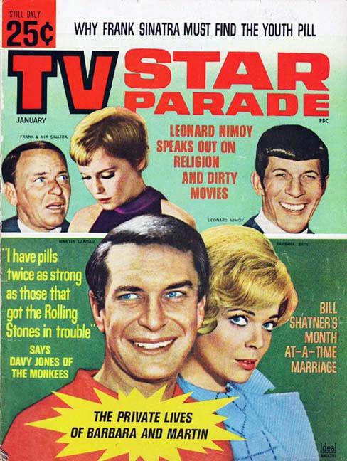 "Old magazine: \""TV Star Parade\"""