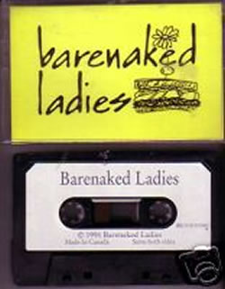 "The Barenaked Ladies\' ""Yellow Tape\"""