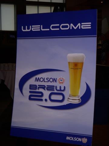 Brew 2.0 sign
