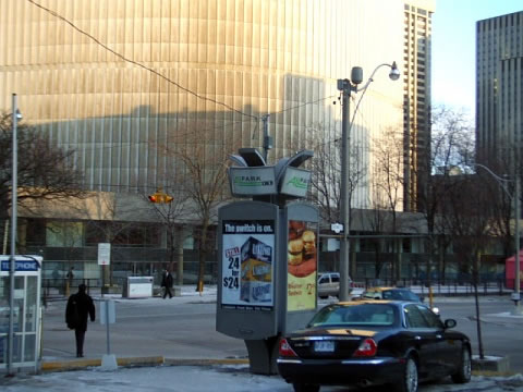 Chestnut Street, Toronto