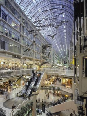Eaton Centre interior