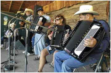 Five Valley Accordion Association Jam