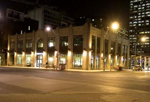 Toronto Bus Terminal