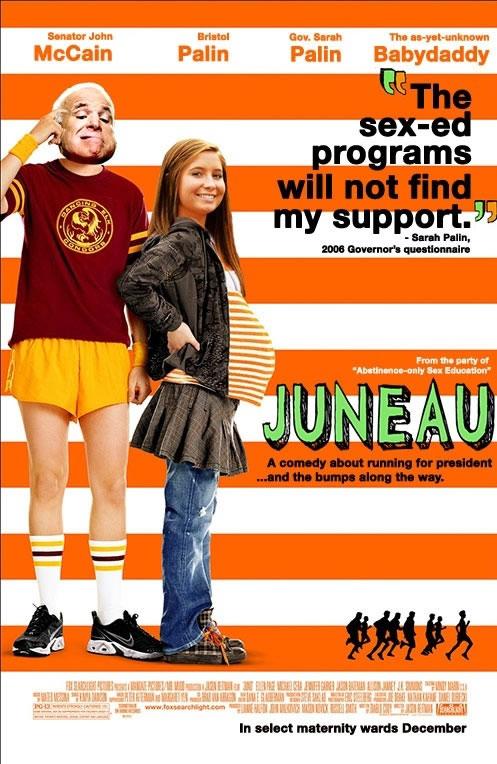 """""""Juneau"""" poster"""