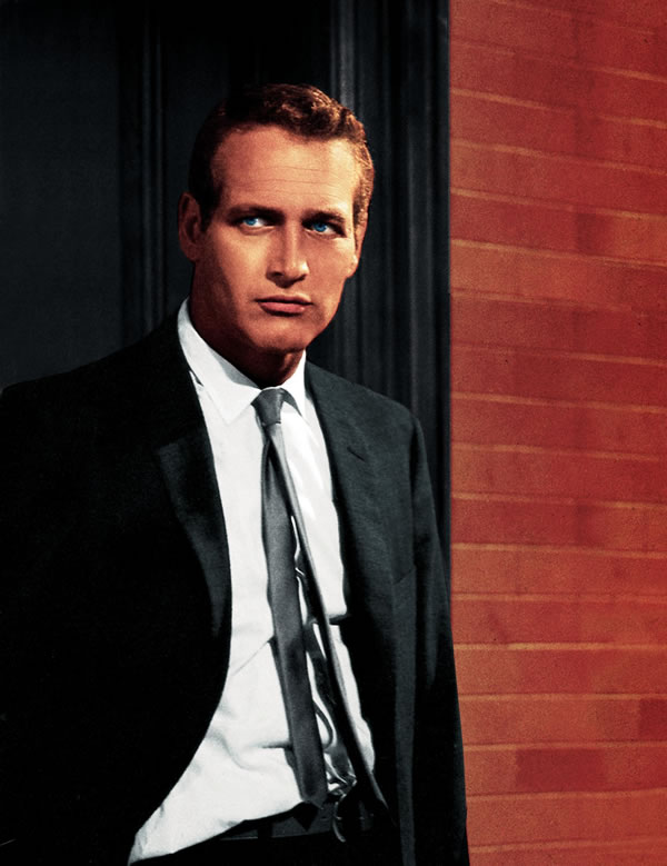 Paul Newman - Wallpaper Hot