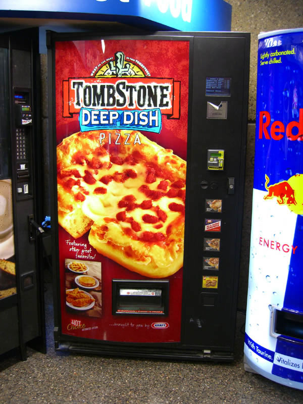 tombstone pizza vending machine locations