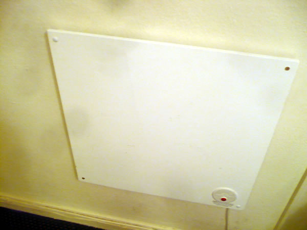 19. Heating unit in my room at Hotel Cecil