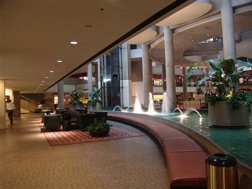 Westin Bonaventure lobby