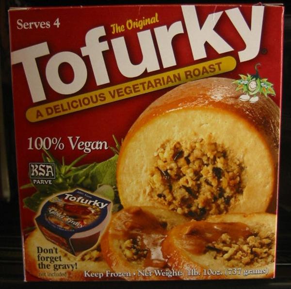 Tofurky packaging