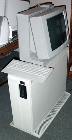 Symbolics XL1200 Lisp Machine