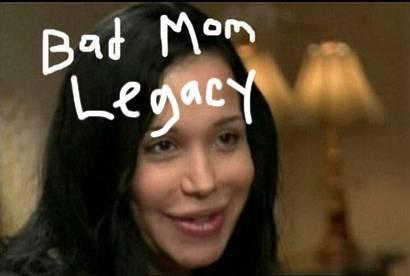 """Octomom: """"Bad Mom Legacy"""""""