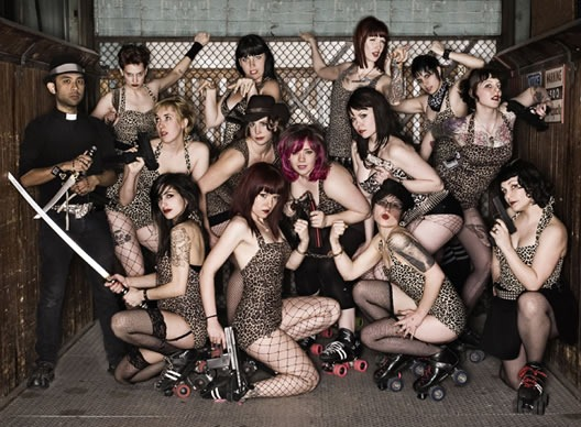 The Gore-Gore Rollergirls
