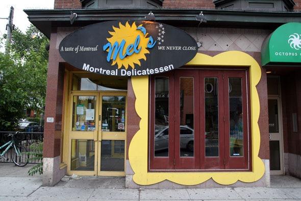 Mel's Montreal Delicatessen