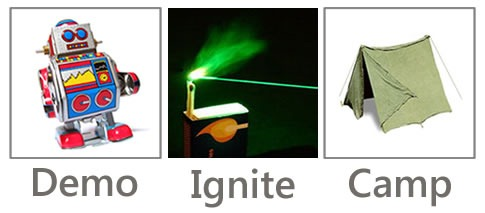 Demo Ignite Camp logo