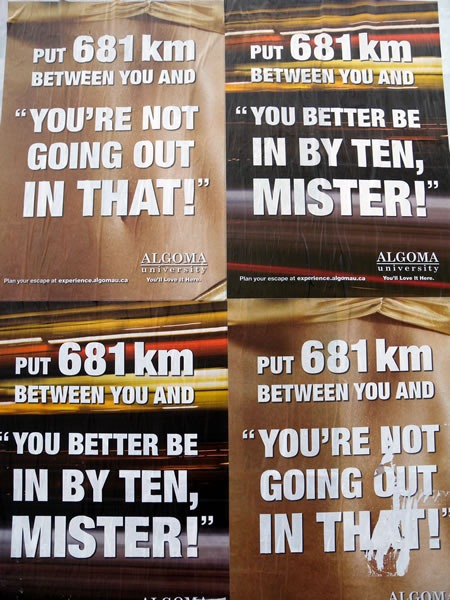 algoma posters