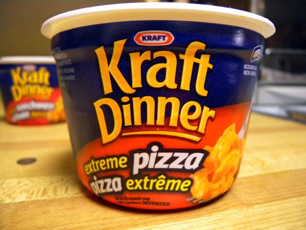 kraft dinner extreme pizza 1