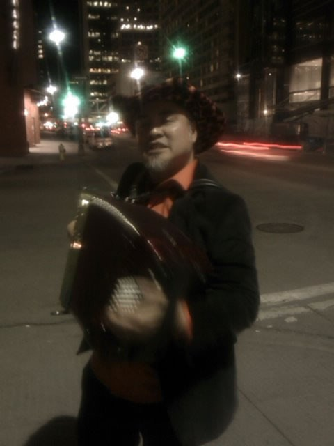 playing accordion in calgary