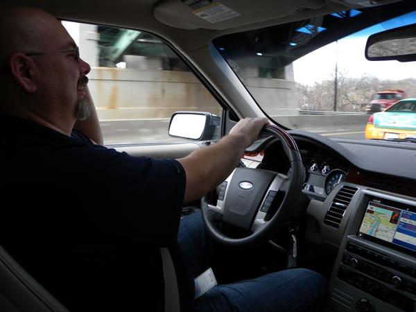 rt damir at the wheel