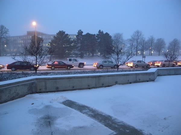 02 snow traffic