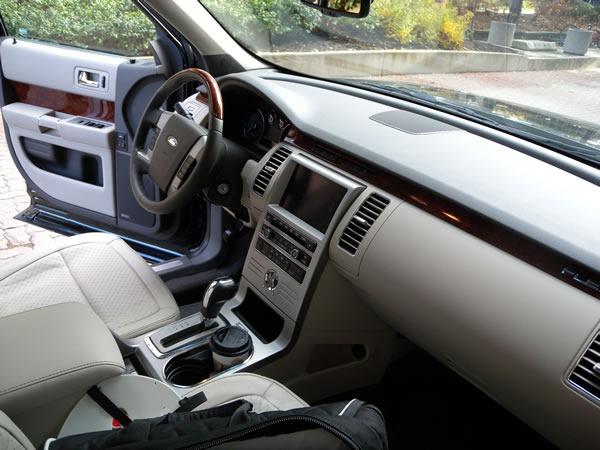 04 ford flex cockpit