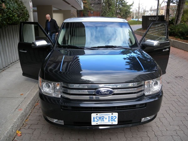 05 ford flex front