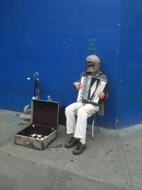 boba fett accordionist