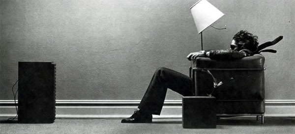 old maxell ad