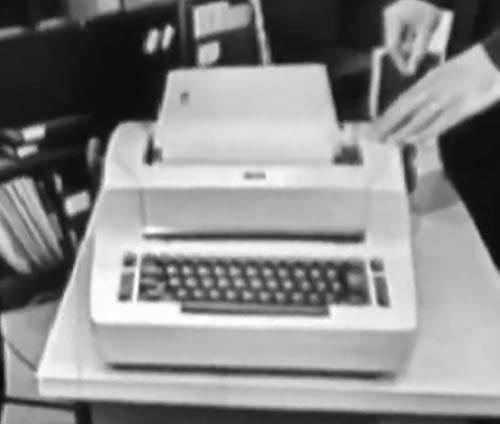 1963 future console