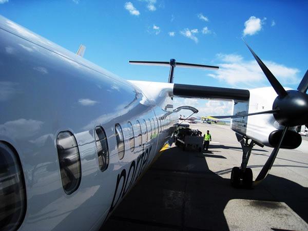 porter plane