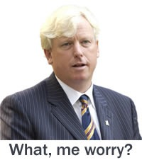 "Mayor David Miller: ""What, me worry?"""