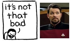 Comic and TV representations of Will Riker