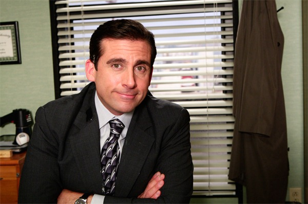 "Michael Scott from ""The Office"""