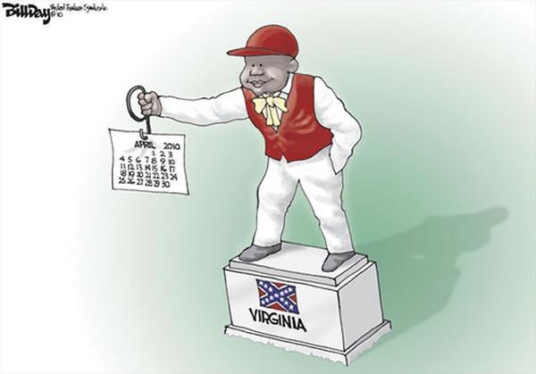 virginia confederate history month