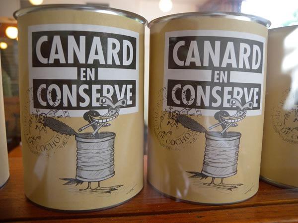 02 canard en conserve